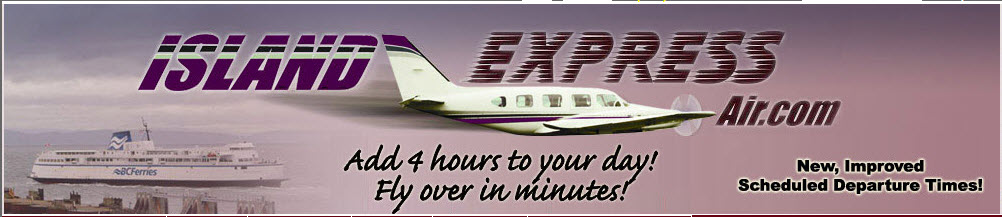 Island Express Air Inc company