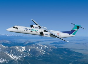 Starting in June 2013, up to 45 Canadian-built Bombardier Q400 NextGen turboprop aircraft will be delivered to WestJet for its new regional routes.