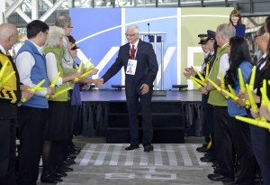 Craig Richmond, new president & CEO, Vancouver Airport Authority