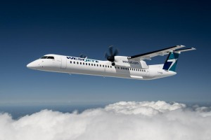 On June 6, 2013, WestJet Encore took delivery of the first of 20 Bombardier Q400 NextGen turboprop airliners, which will be used to serve multiple destinations including the new Vancouver – Terrace route.