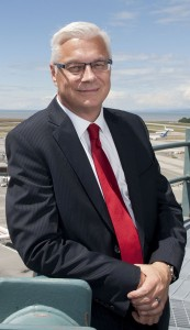 Craig Richmond, president & CEO Vancouver Airport Authority.