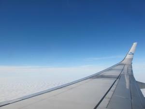KLM_Airbus_Wing