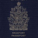 Canadian e-passport
