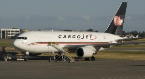 Cargojet operates its network across North America each business night, utilizing a fleet of 13 all-cargo aircraft.