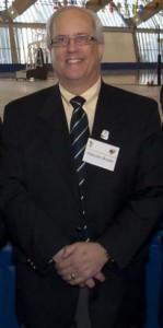 Mayor Malcolm Brodie.