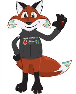 Nanguz the fox named the official mascot of the 2015 Winter Games.