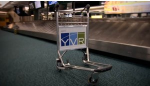 YVR's fleet of new 2014 baggage carts come with major design and functionality upgrades.