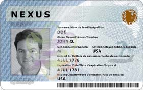 NEXUS is a joint Canada-United States program designed to let pre-approved, low-risk travellers cross the Canada–U.S. border quickly.
