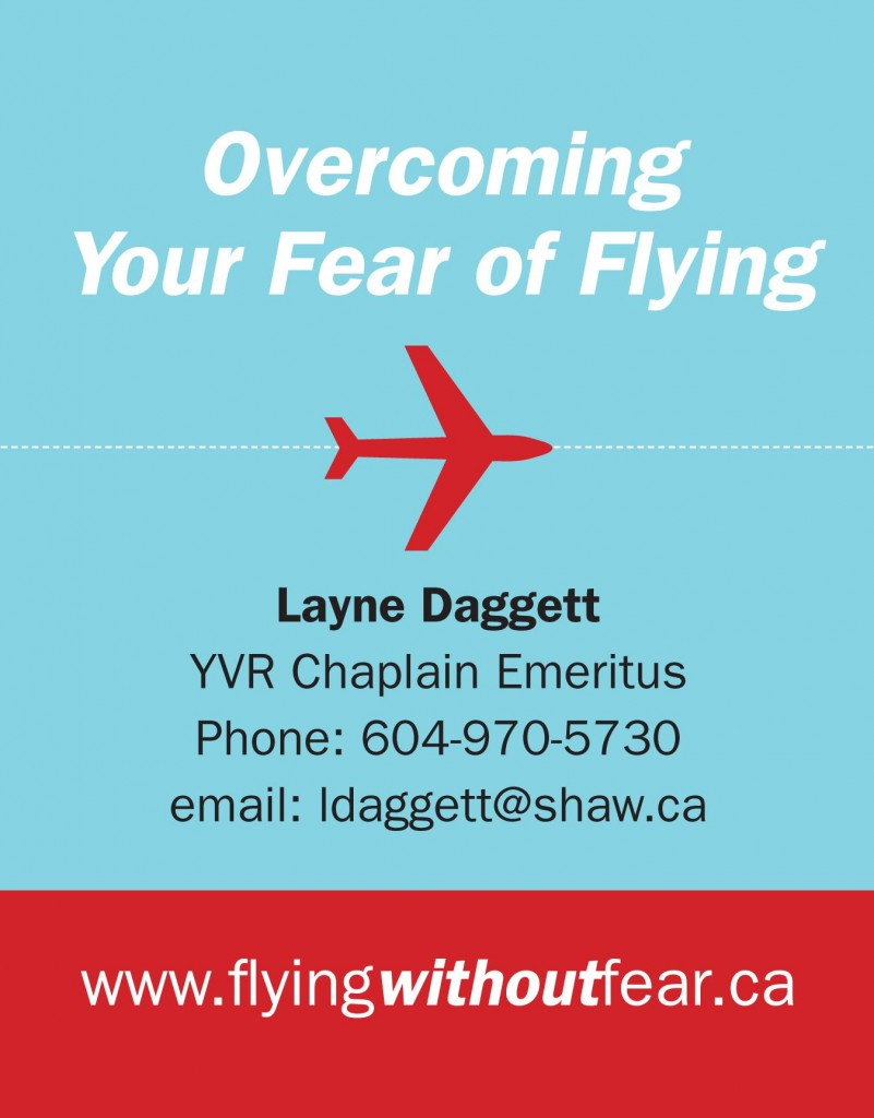 Flying Without Fear AD 11