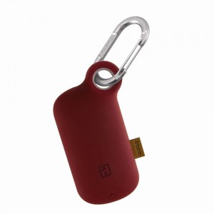 iHome PowerClip Carabiner Power Bank.