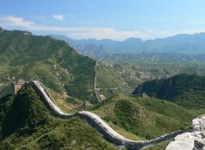 The Great Wall of China at Jinshanling. Photo: Severin.stalder