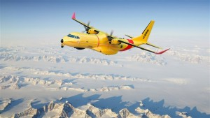 Airbus C295W. Photo: Airbus Defence & Space