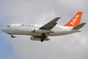 Air North Boeingt 737-200.