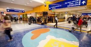 Dallas Fort Worth International Airport (DFW) is undergoing a $2.7-billion redevelopment. Photo: courtesy Future Travel Experience.