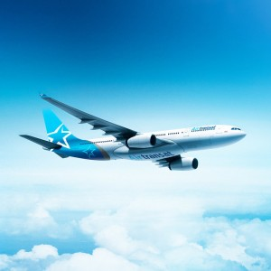 Air Transat in new 30th anniversary livery (CNW Group/Transat A.T. Inc.)