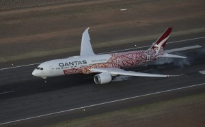 MAR 2018 Qantas Dreamliner